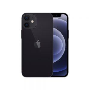 iPhone 12 Mini 256GB, 256GB, Black