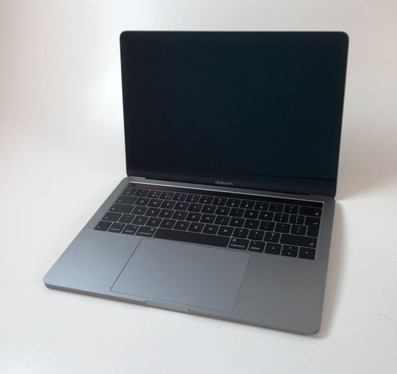 """MacBook Pro 13"""" 4TBT Mid 2018 (Intel Quad-Core i5 2.3 GHz 8 GB RAM 256 GB SSD), Space Gray, Intel Quad-Core i5 2.3 GHz, 8 GB RAM, 256 GB SSD, image 1"""