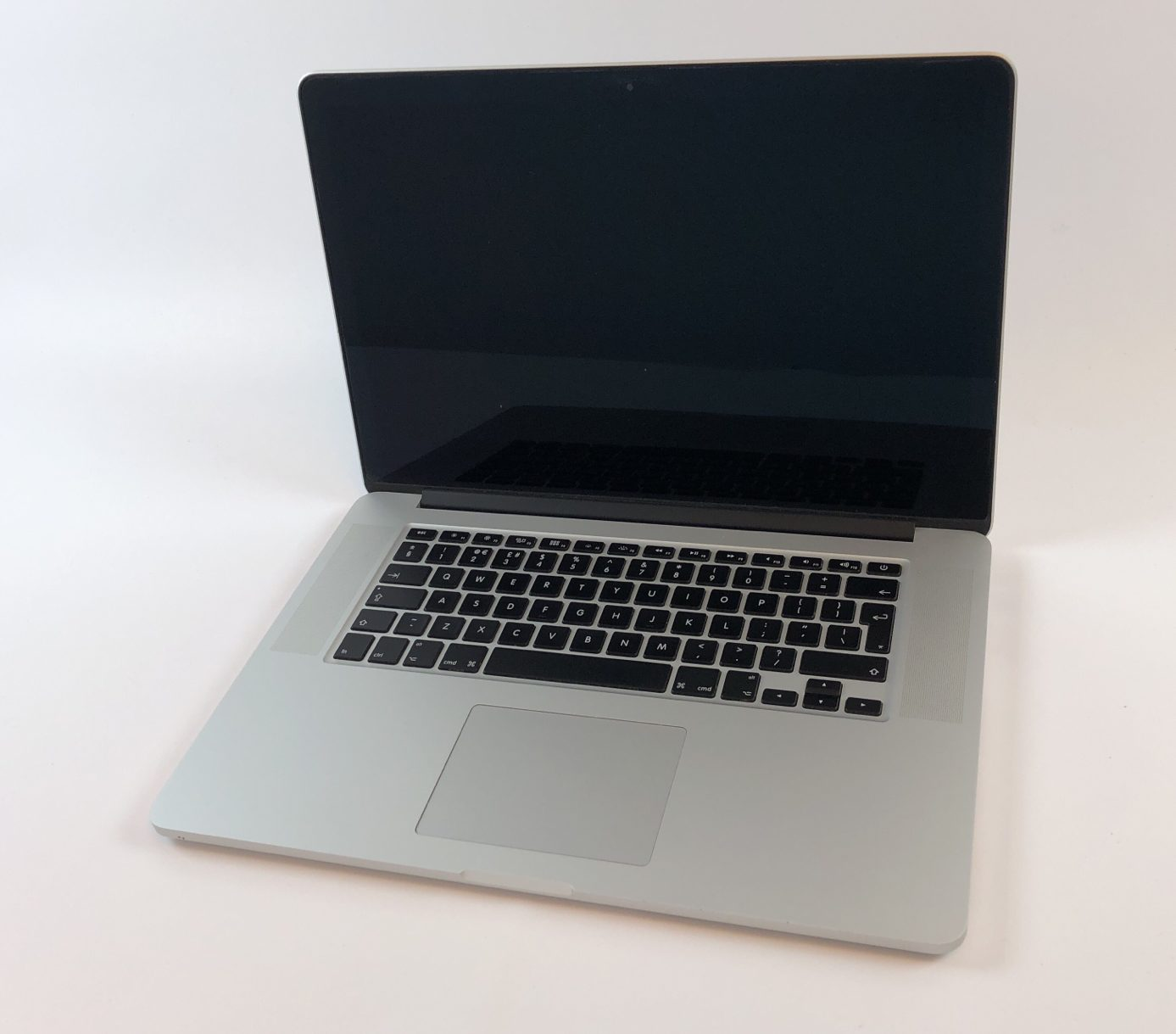 "MacBook Pro Retina 15"" Late 2013 (Intel Quad-Core i7 2.0 GHz 8 GB RAM 256 GB SSD), Intel Quad-Core i7 2.0 GHz, 8 GB RAM, 256 GB SSD, image 1"