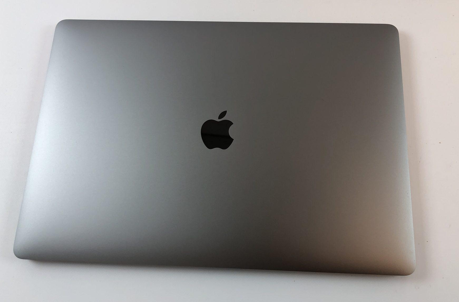 "MacBook Pro 15"" Touch Bar Mid 2017 (Intel Quad-Core i7 2.9 GHz 16 GB RAM 512 GB SSD), Space Gray, Intel Quad-Core i7 2.9 GHz, 16 GB RAM, 512 GB SSD, image 2"