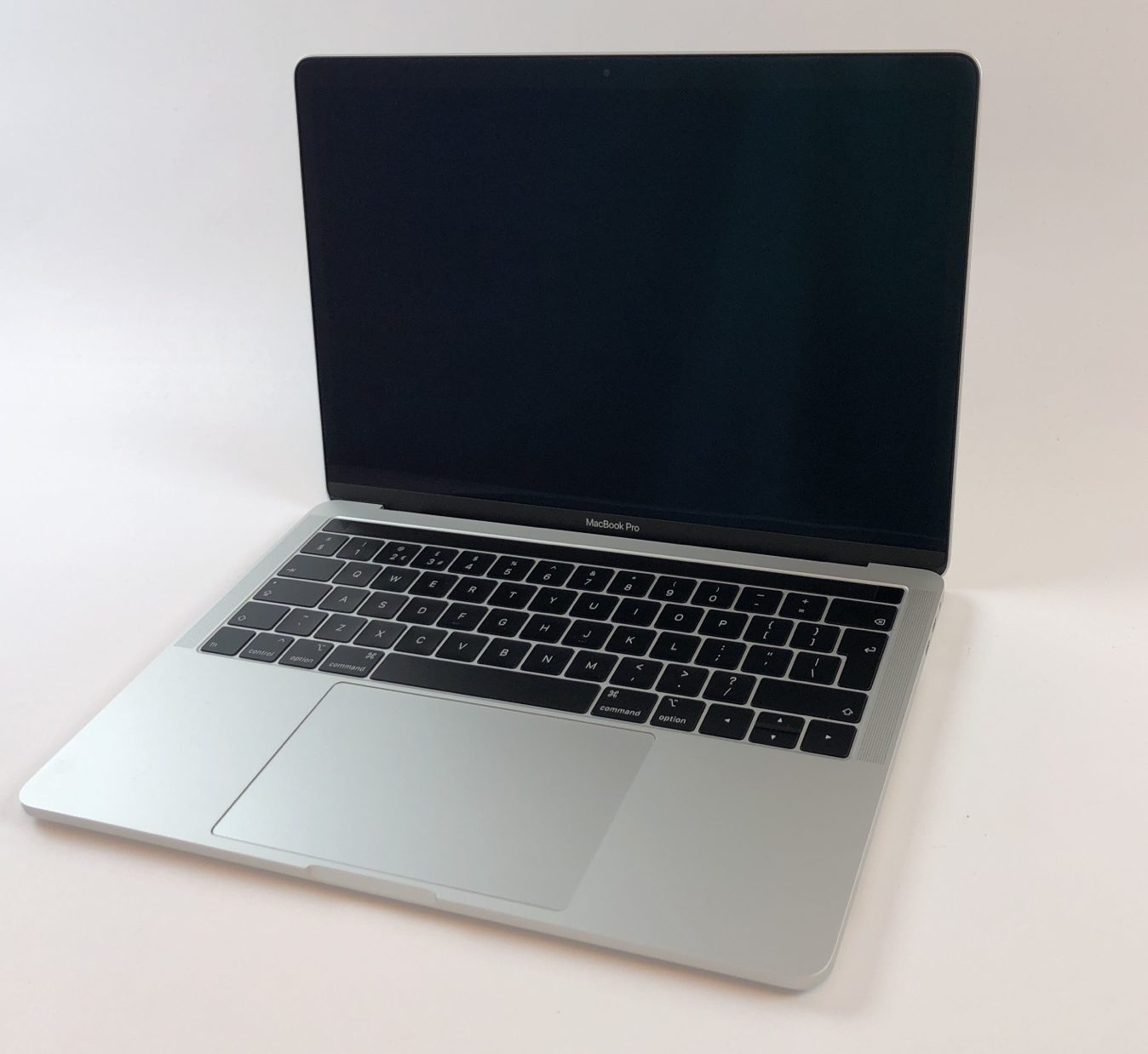 "MacBook Pro 13"" 4TBT Mid 2018 (Intel Quad-Core i5 2.3 GHz 8 GB RAM 256 GB SSD), Silver, Intel Quad-Core i5 2.3 GHz, 8 GB RAM, 256 GB SSD, image 1"