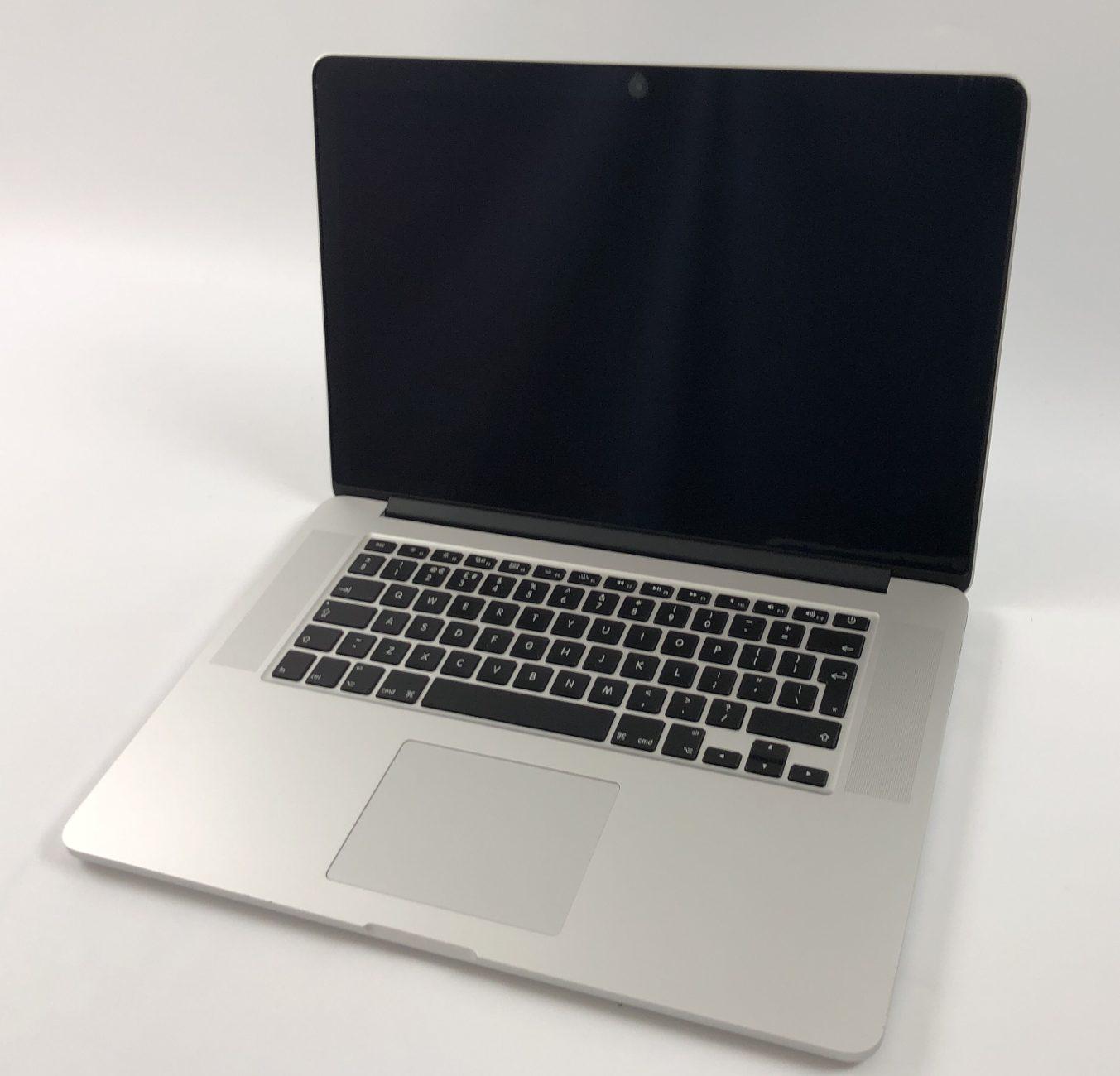 """MacBook Pro Retina 15"""" Mid 2014 (Intel Quad-Core i7 2.5 GHz 16 GB RAM 512 GB SSD), Intel Quad-Core i7 2.5 GHz, 16 GB RAM, 512 GB SSD, image 1"""