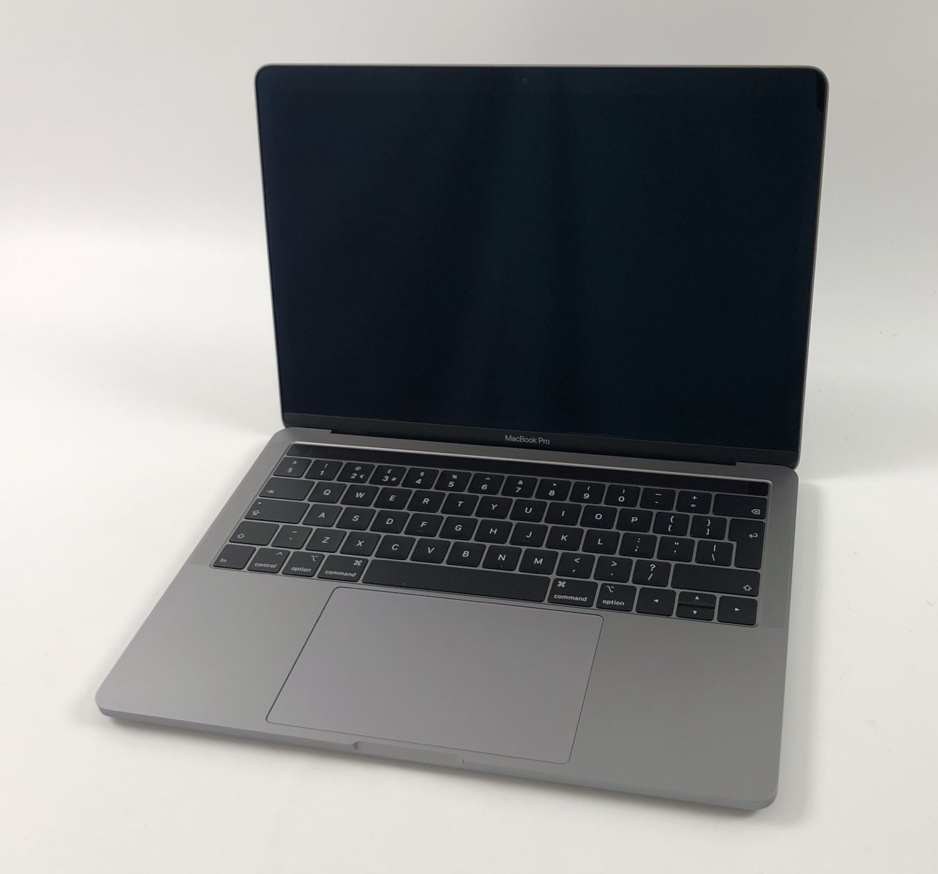"MacBook Pro 13"" 4TBT Mid 2019 (Intel Quad-Core i5 2.4 GHz 8 GB RAM 256 GB SSD), Space Gray, Intel Quad-Core i5 2.4 GHz, 8 GB RAM, 256 GB SSD, image 1"