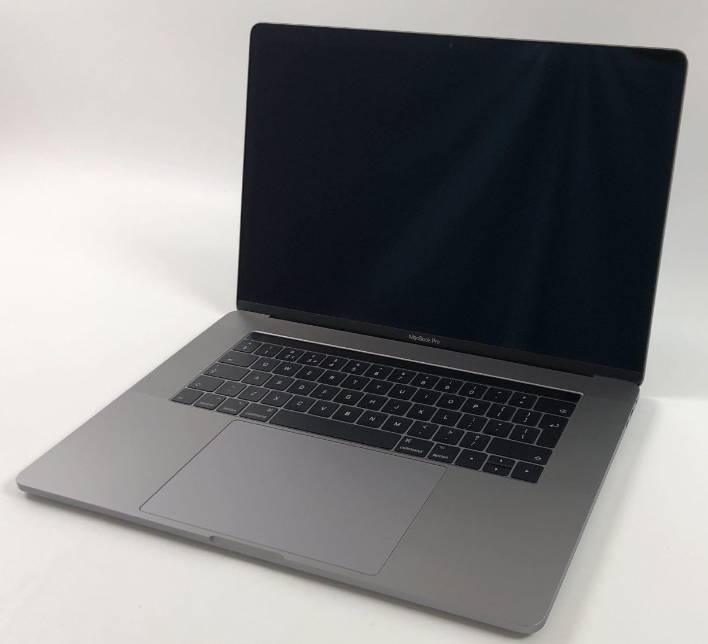 "MacBook Pro 15"" Touch Bar Late 2016 (Intel Quad-Core i7 2.9 GHz 16 GB RAM 1 TB SSD), Space Gray, Intel Quad-Core i7 2.9 GHz, 16 GB RAM, 1 TB SSD, Kuva 1"
