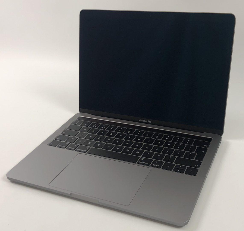 """MacBook Pro 13"""" 4TBT Mid 2018 (Intel Quad-Core i5 2.3 GHz 8 GB RAM 512 GB SSD), Space Gray, Intel Quad-Core i5 2.3 GHz, 8 GB RAM, 512 GB SSD, image 1"""