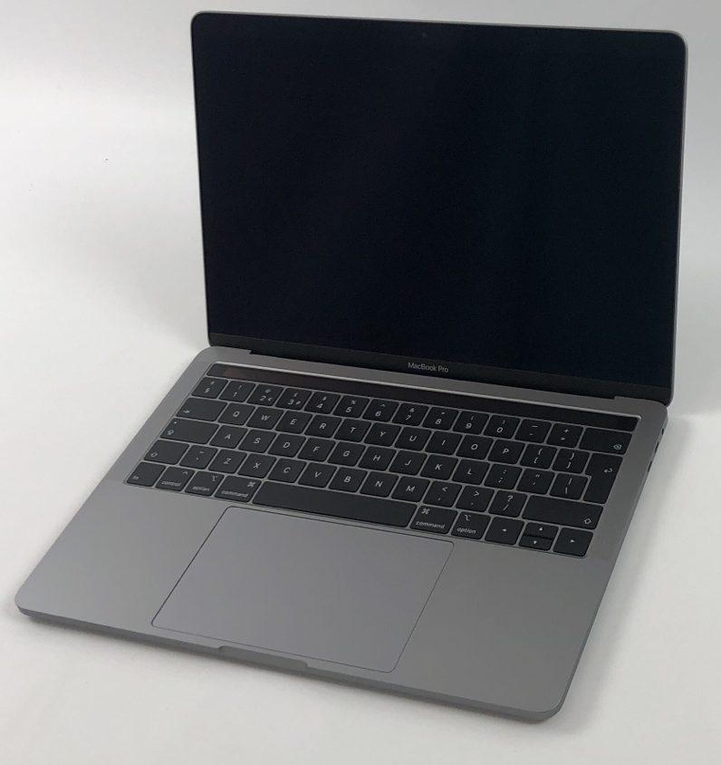 """MacBook Pro 13"""" 4TBT Mid 2018 (Intel Quad-Core i5 2.3 GHz 16 GB RAM 256 GB SSD), Space Gray, Intel Quad-Core i5 2.3 GHz, 16 GB RAM, 256 GB SSD, image 1"""