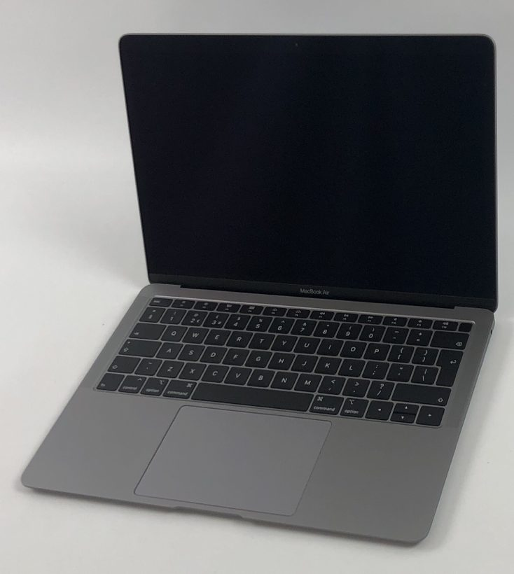 "MacBook Air 13"" Mid 2019 (Intel Core i5 1.6 GHz 8 GB RAM 256 GB SSD), Space Gray, Intel Core i5 1.6 GHz, 8 GB RAM, 256 GB SSD, image 1"