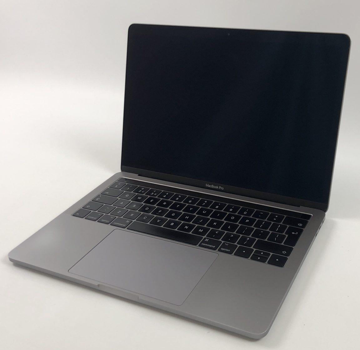 """MacBook Pro 13"""" 4TBT Mid 2017 (Intel Core i7 3.5 GHz 16 GB RAM 256 GB SSD), Space Gray, Intel Core i7 3.5 GHz, 16 GB RAM, 256 GB SSD, image 1"""