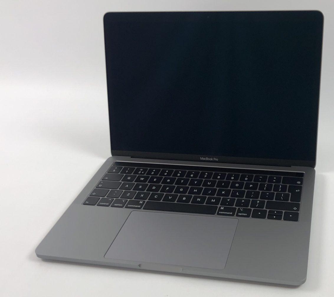 """MacBook Pro 13"""" 4TBT Mid 2018 (Intel Quad-Core i5 2.3 GHz 8 GB RAM 256 GB SSD), Space Gray, Intel Quad-Core i5 2.3 GHz, 8 GB RAM, 256 GB SSD, Afbeelding 1"""