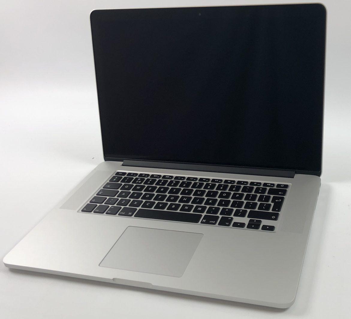 """MacBook Pro Retina 15"""" Mid 2015 (Intel Quad-Core i7 2.5 GHz 16 GB RAM 512 GB SSD), Intel Quad-Core i7 2.5 GHz, 16 GB RAM, 512 GB SSD, image 1"""