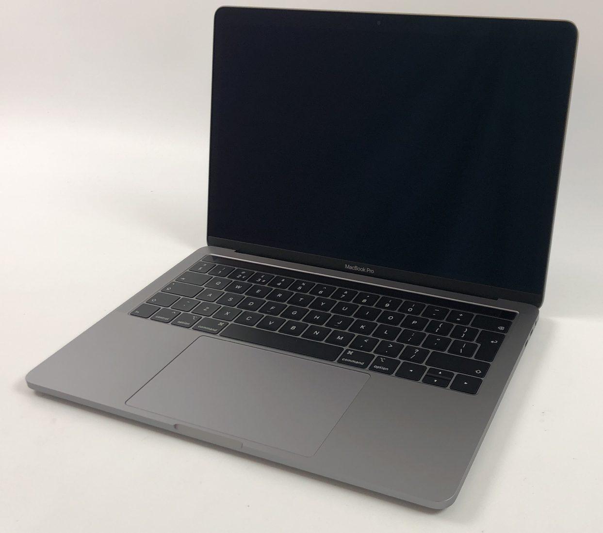 """MacBook Pro 13"""" 4TBT Mid 2018 (Intel Quad-Core i5 2.3 GHz 16 GB RAM 512 GB SSD), Space Gray, Intel Quad-Core i5 2.3 GHz, 16 GB RAM, 512 GB SSD, image 1"""