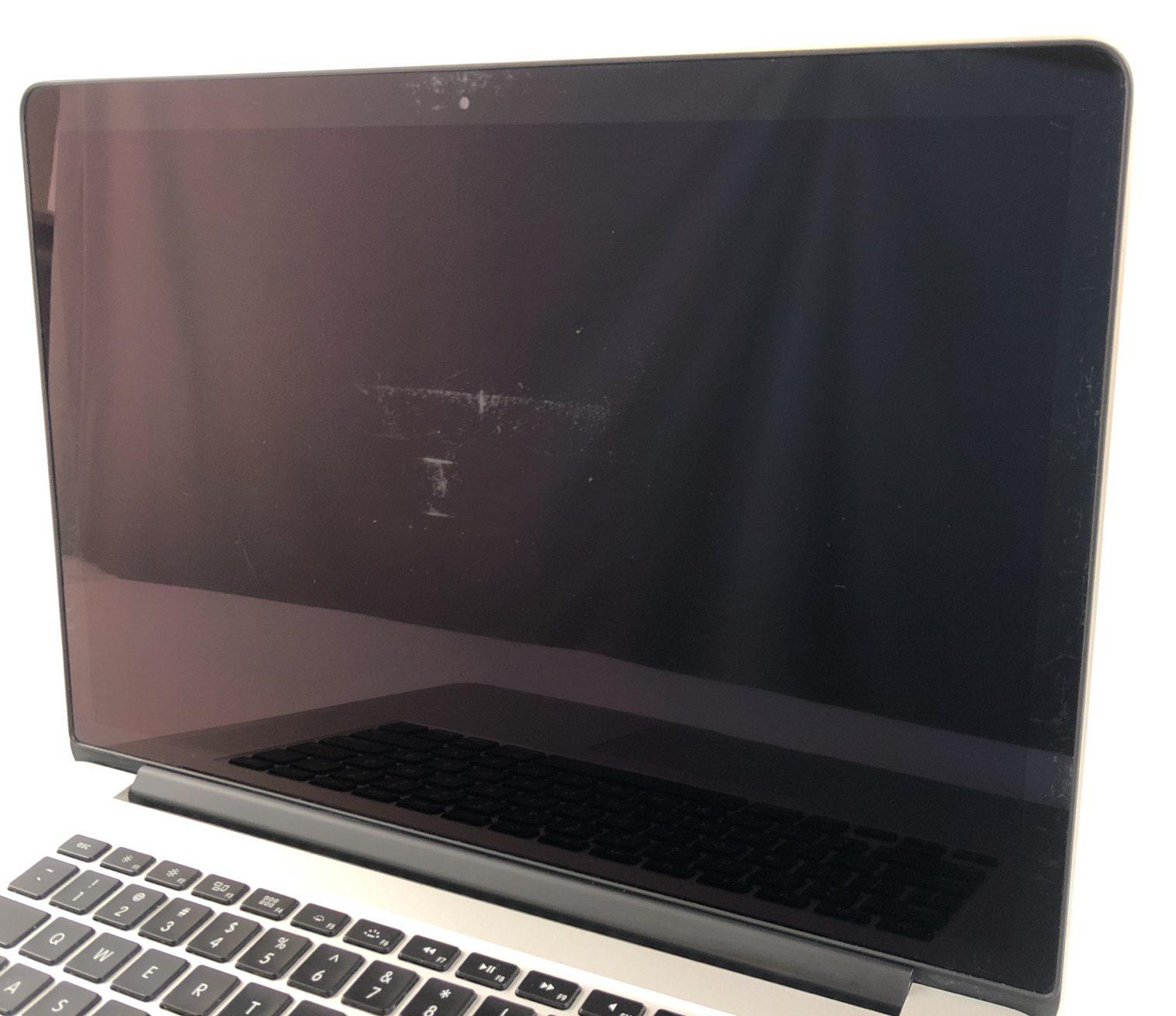 """MacBook Pro Retina 15"""" Mid 2015 (Intel Quad-Core i7 2.2 GHz 16 GB RAM 256 GB SSD), Intel Quad-Core i7 2.2 GHz, 16 GB RAM, 256 GB SSD, image 3"""