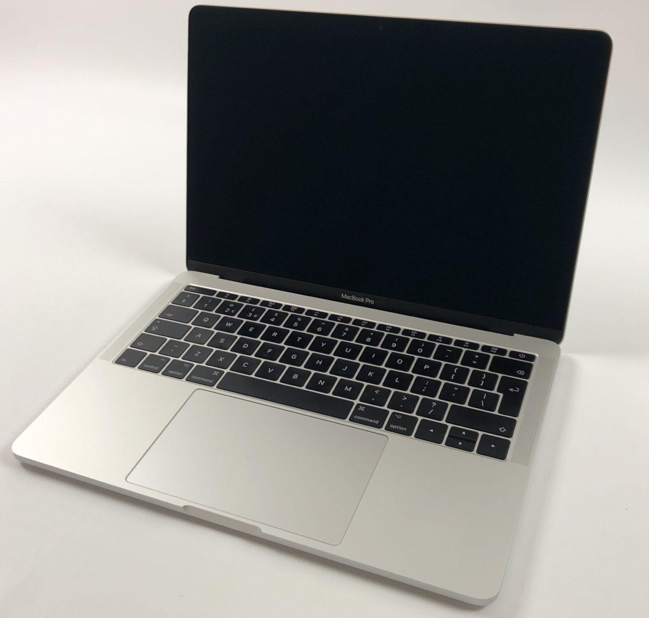 """MacBook Pro 13"""" 2TBT Mid 2017 (Intel Core i7 2.5 GHz 16 GB RAM 512 GB SSD), Silver, Intel Core i7 2.5 GHz, 16 GB RAM, 512 GB SSD, image 1"""