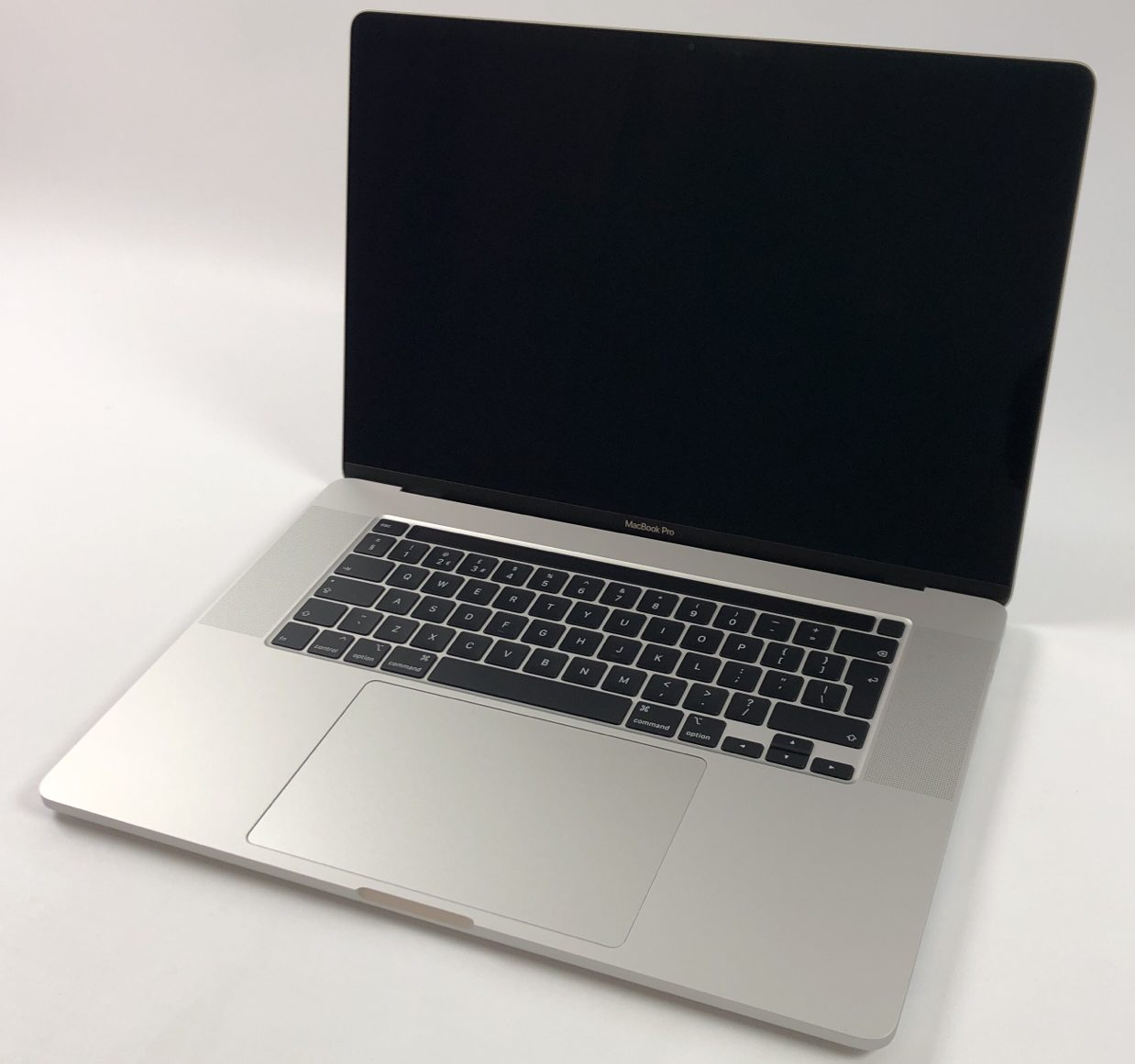 """MacBook Pro 16"""" Touch Bar Late 2019 (Intel 8-Core i9 2.3 GHz 16 GB RAM 1 TB SSD), Silver, Intel 8-Core i9 2.3 GHz, 16 GB RAM, 1 TB SSD, image 1"""