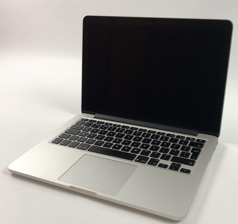 "MacBook Pro Retina 13"" Early 2015 (Intel Core i5 2.7 GHz 8 GB RAM 256 GB SSD), Intel Core i5 2.7 GHz, 8 GB RAM, 256 GB SSD, image 1"
