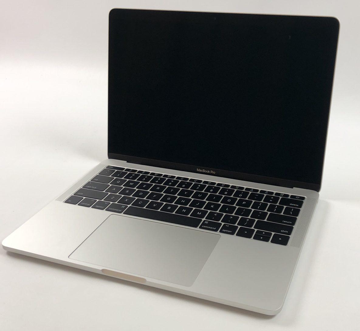 """MacBook Pro 13"""" 2TBT Mid 2017 (Intel Core i7 2.5 GHz 16 GB RAM 256 GB SSD), Silver, Intel Core i7 2.5 GHz, 16 GB RAM, 256 GB SSD, image 1"""
