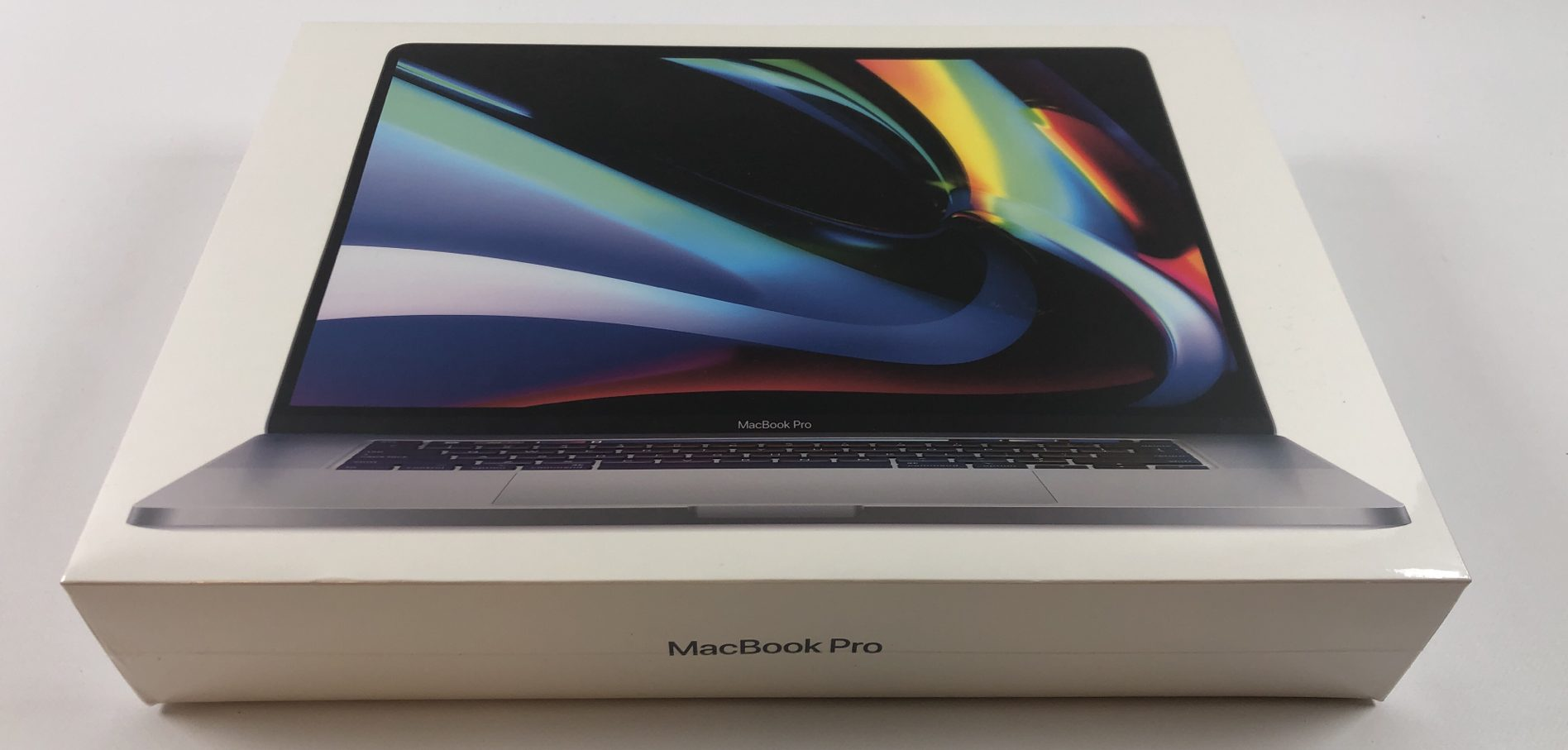 "MacBook Pro 16"" Touch Bar Late 2019 (Intel 6-Core i7 2.6 GHz 16 GB RAM 512 GB SSD), Space Gray, Intel 6-Core i7 2.6 GHz, 16 GB RAM, 512 GB SSD, image 1"