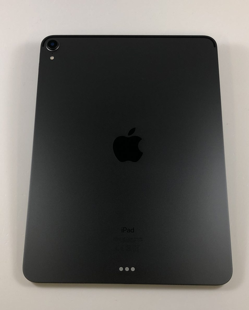 "iPad Pro 11"" Wi-Fi 512GB, 512GB, Space Gray, bild 2"