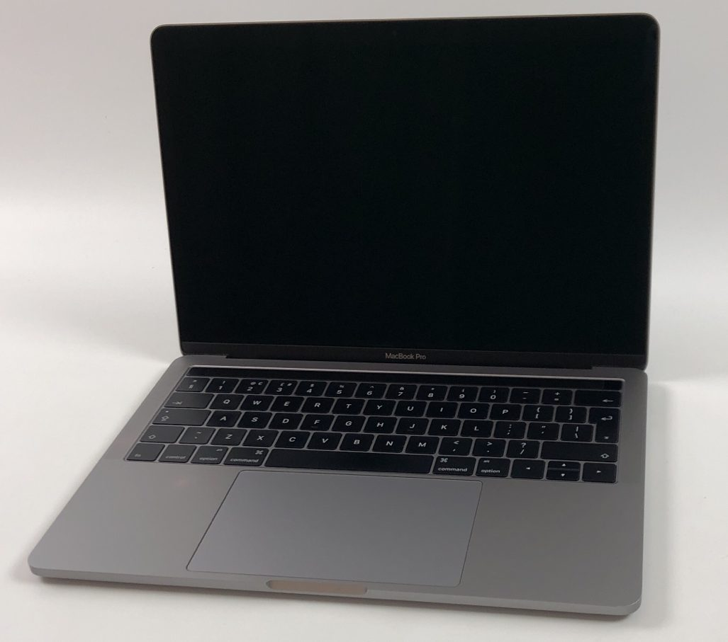 "MacBook Pro 13"" 4TBT Late 2016 (Intel Core i5 2.9 GHz 8 GB RAM 512 GB SSD), Space Gray, Intel Core i5 2.9 GHz, 8 GB RAM, 512 GB SSD, image 1"
