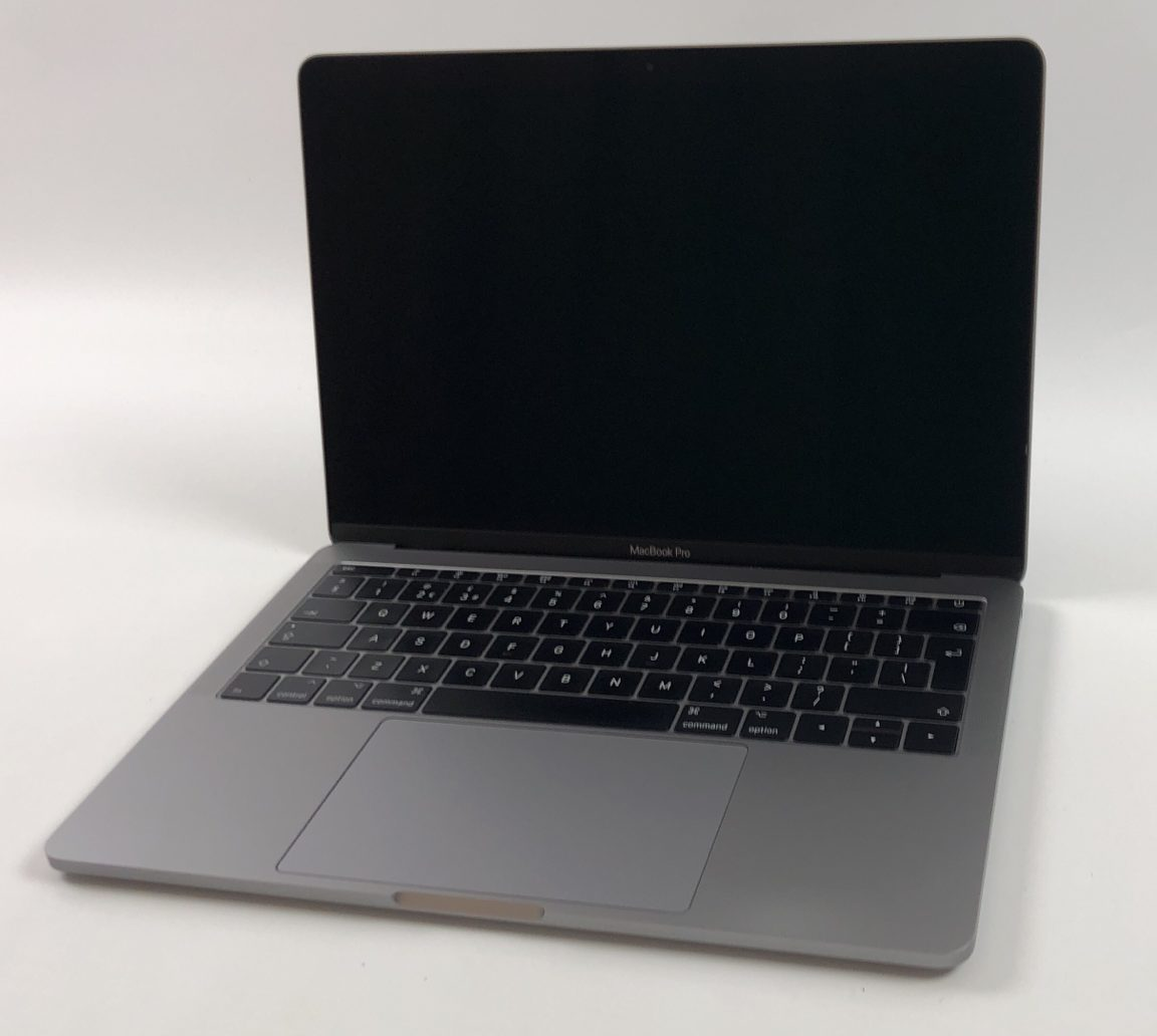 "MacBook Pro 13"" 2TBT Mid 2017 (Intel Core i5 2.3 GHz 8 GB RAM 256 GB SSD), Space Gray, Intel Core i5 2.3 GHz, 8 GB RAM, 256 GB SSD, image 1"