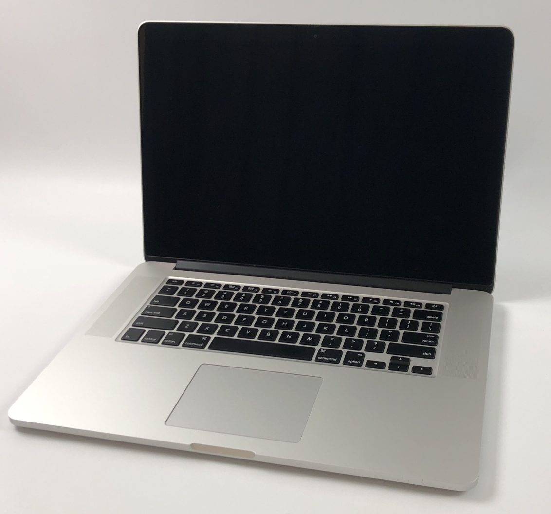 "MacBook Pro Retina 15"" Mid 2015 (Intel Quad-Core i7 2.5 GHz 16 GB RAM 1 TB SSD), Intel Quad-Core i7 2.5 GHz, 16 GB RAM, 1 TB SSD, Afbeelding 1"