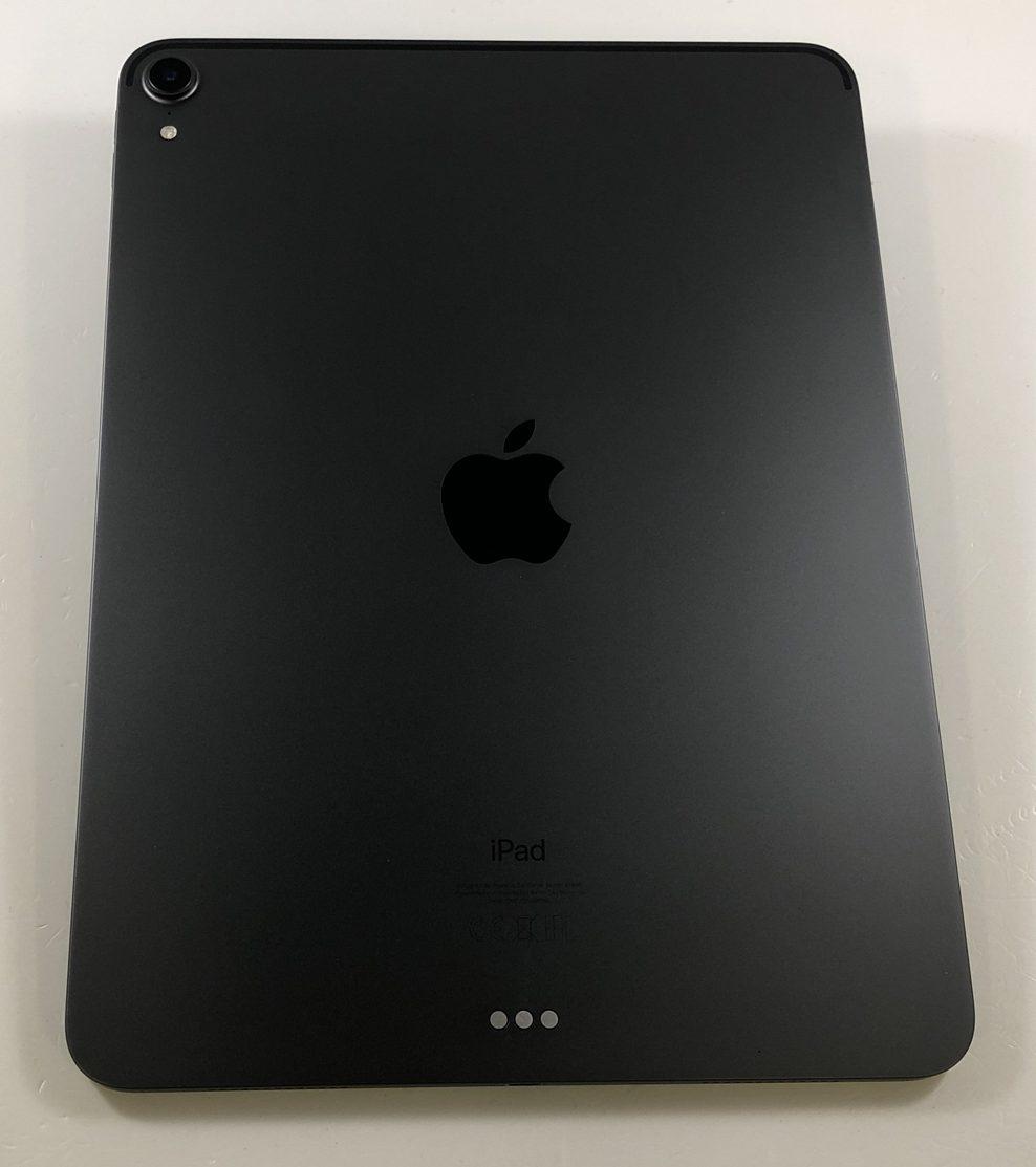"""iPad Pro 11"""" Wi-Fi 256GB, 256GB, Space Gray, obraz 2"""