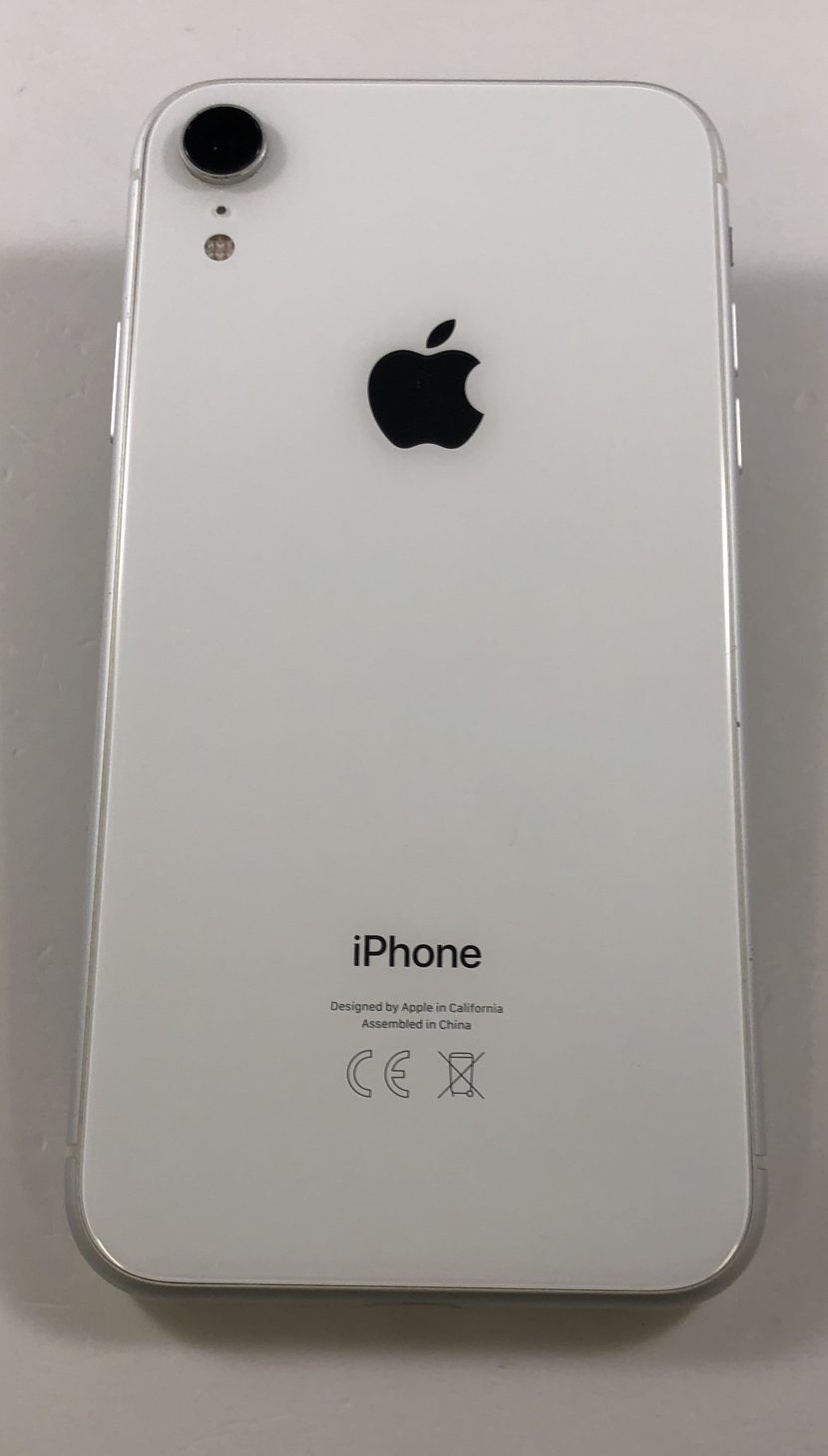 iPhone XR 64GB, 64GB, White, Kuva 2
