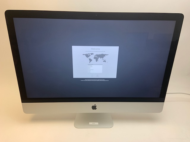 "iMac 27"" Retina 5K Late 2014 (Intel Quad-Core i7 4.0 GHz 32 GB RAM 1 TB SSD), Intel Quad-Core i7 4.0 GHz, 32 GB RAM, 1 TB SSD, image 1"