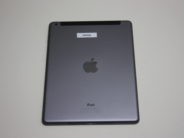 iPad Air (Wi-Fi + 4G), 16 GB, Space Grey, Product age: 34 months, image 3