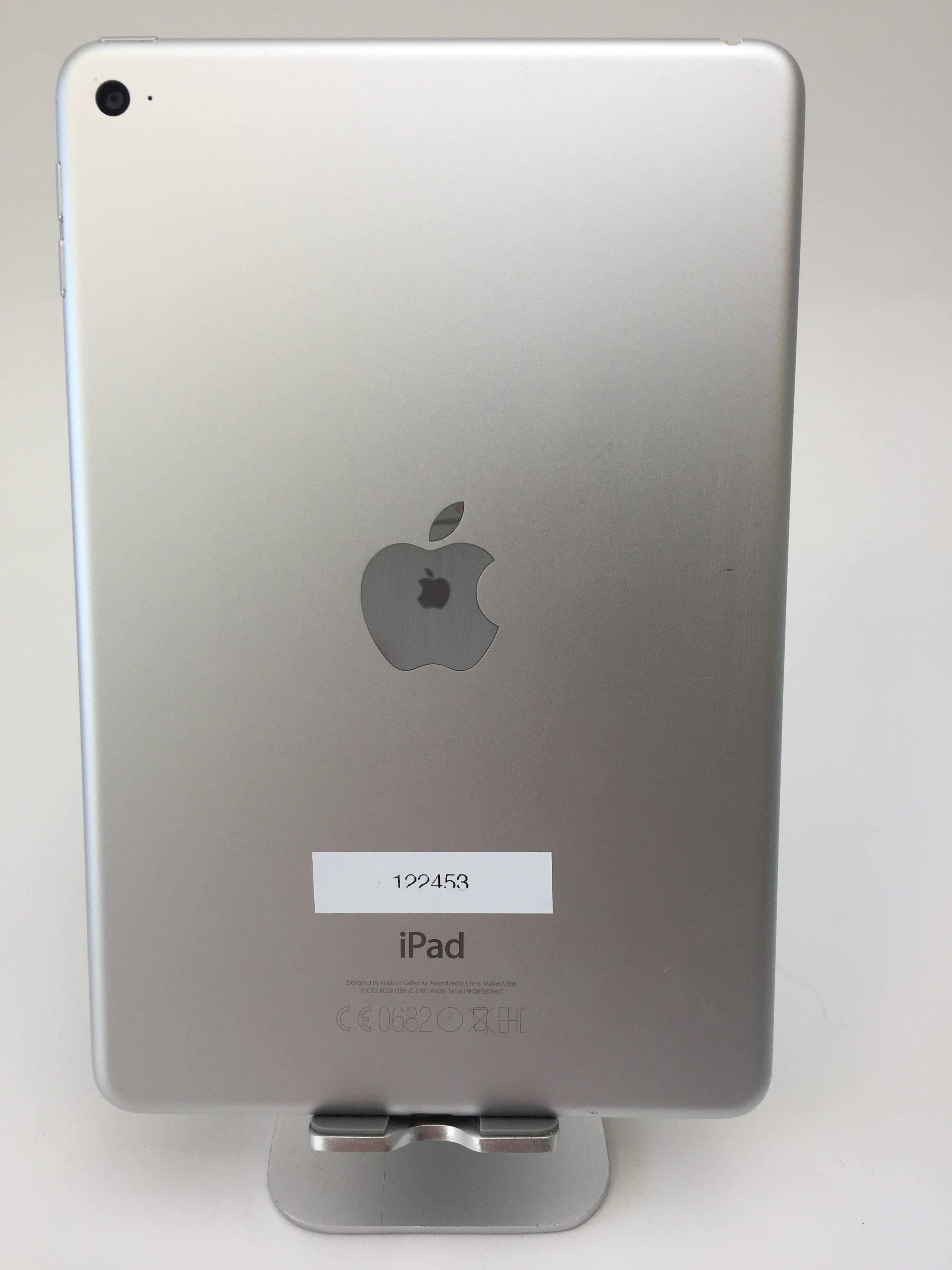 iPad mini 4 Wi-Fi 16GB, 16 GB, Silver, image 4