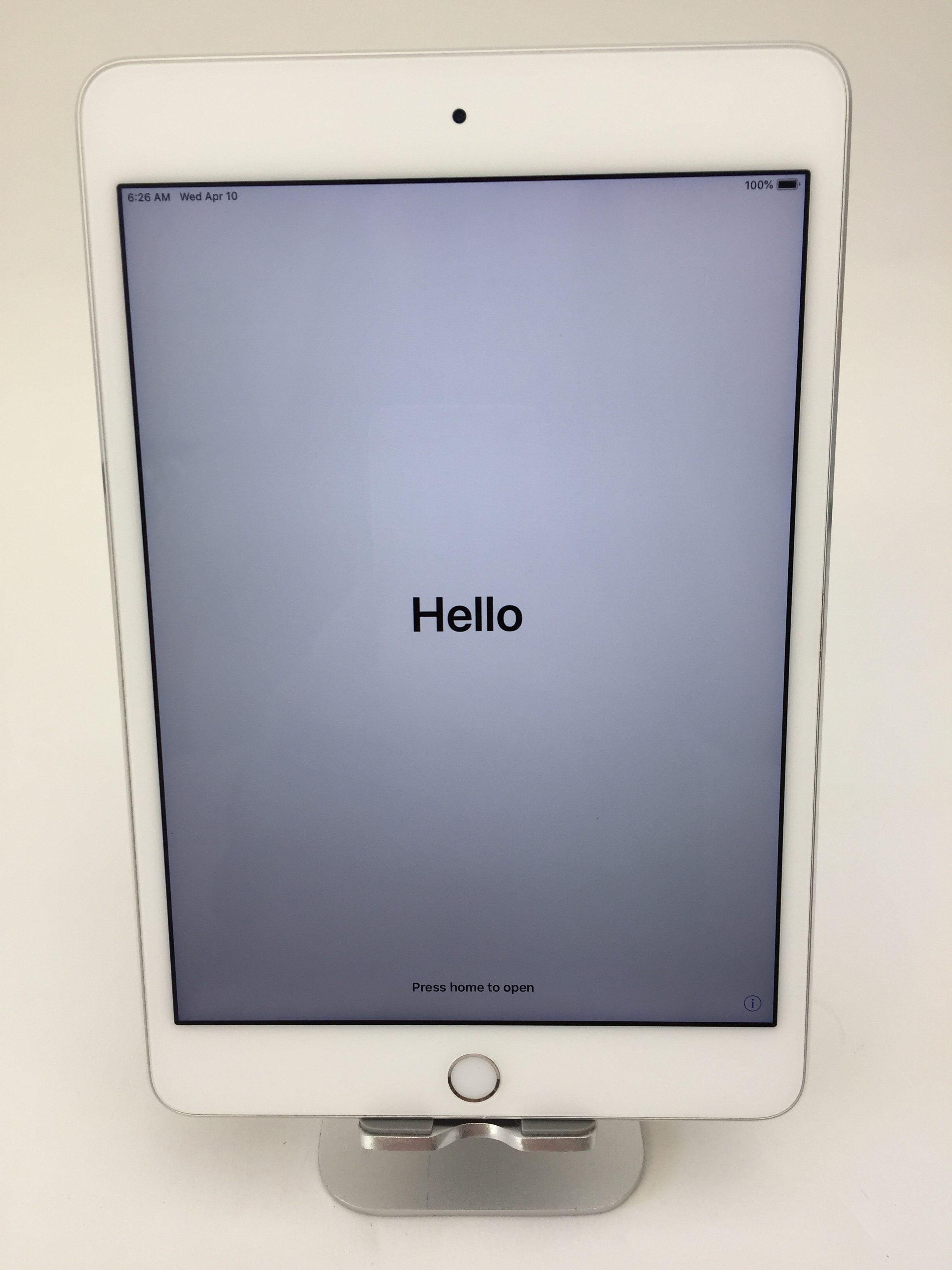 iPad mini 4 Wi-Fi 16GB, 16 GB, Silver, image 1