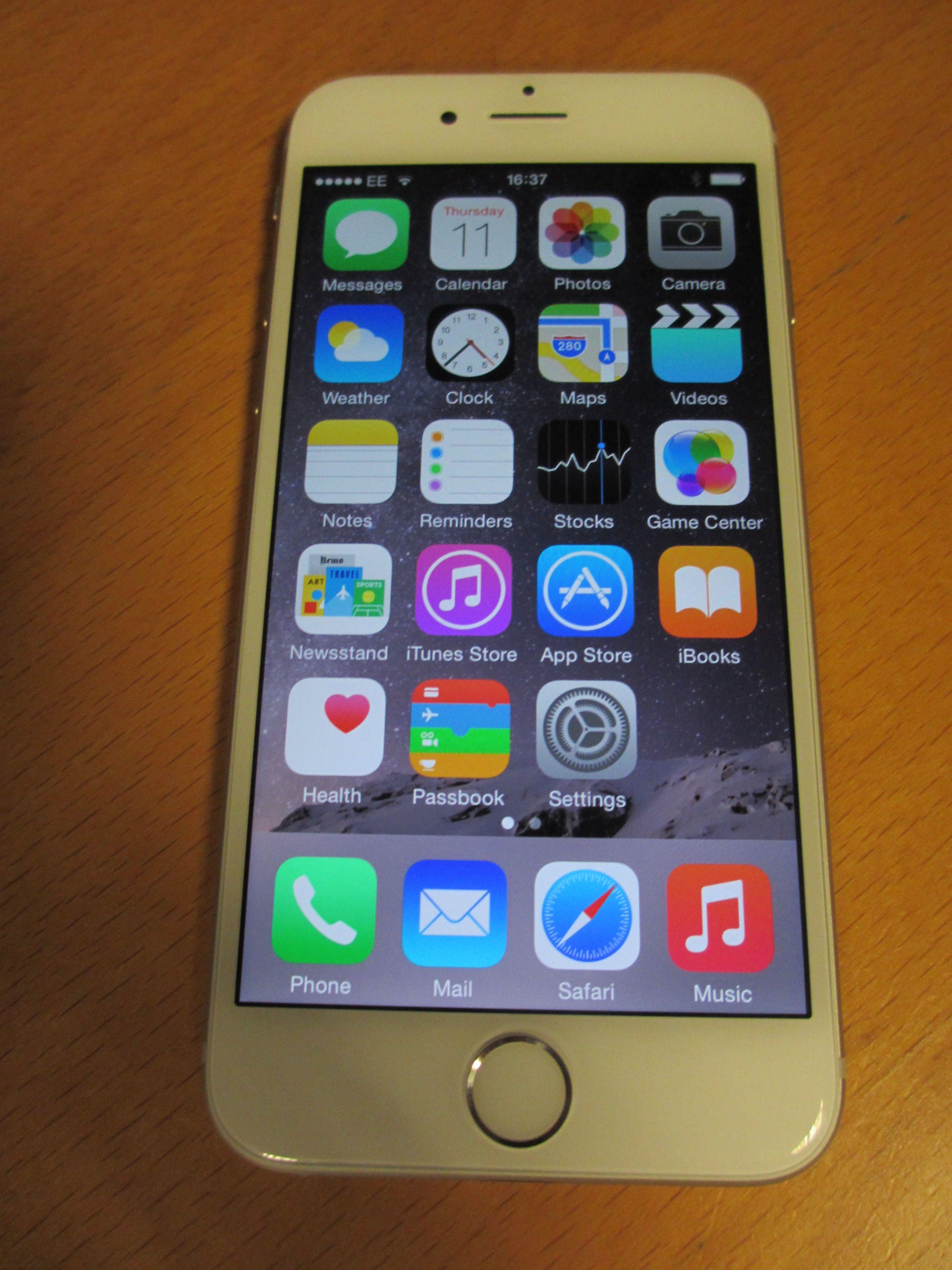 Refurbished Iphone 6 64gb Silver Unlocked Mresellcouk Storage White Product Age 3 Months