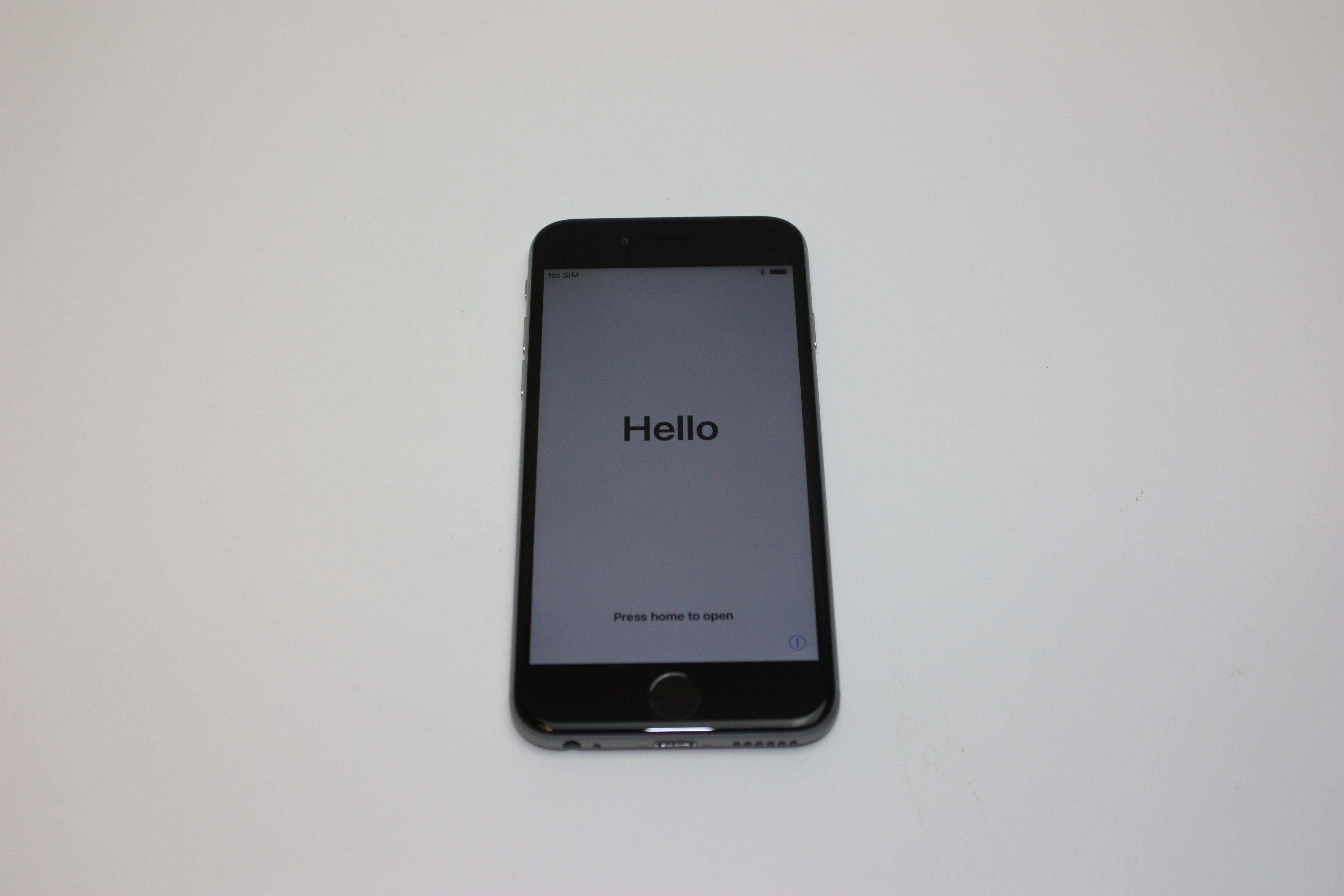iPhone 6, 16 GB, Space Grey, image 1