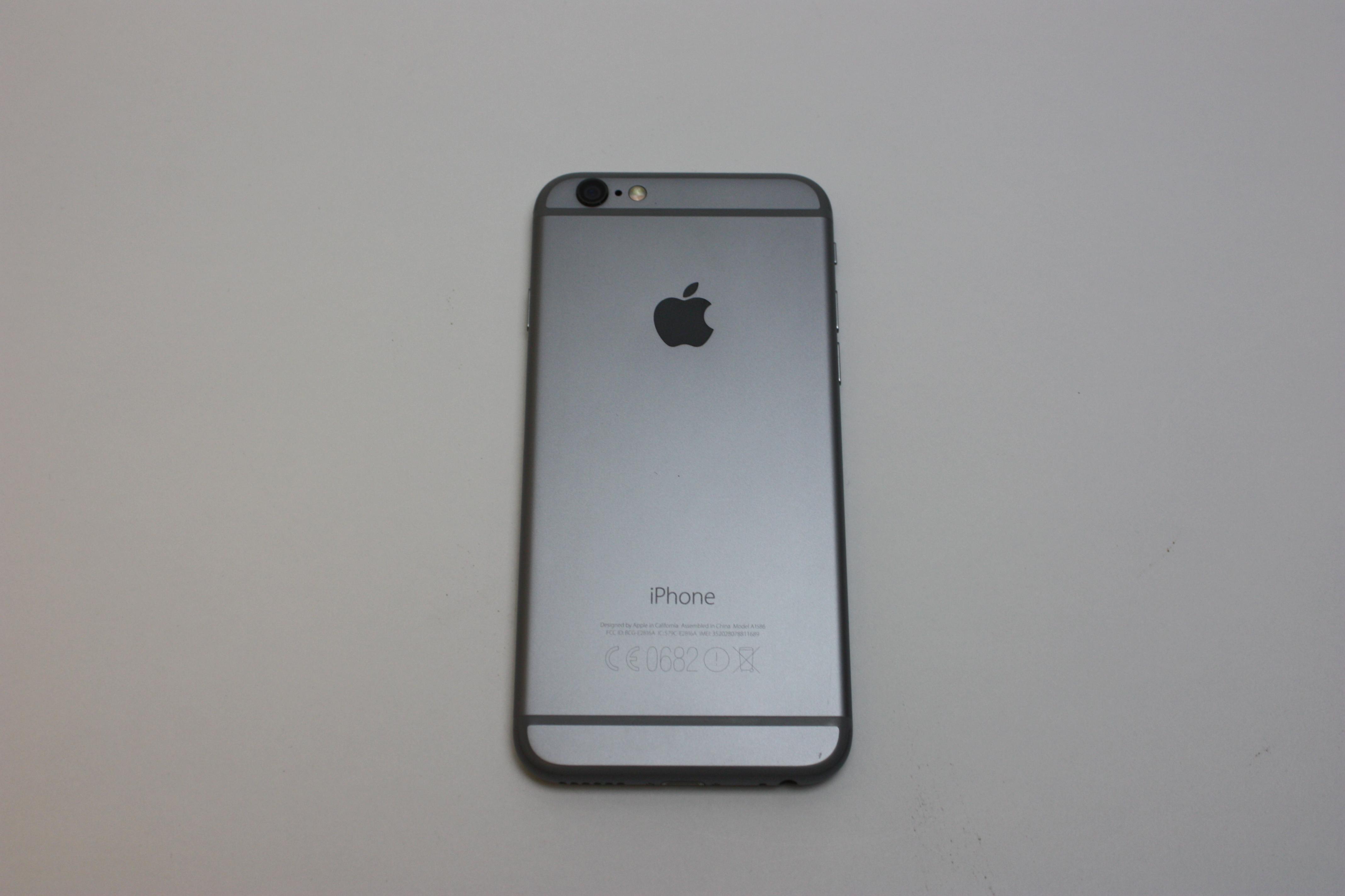 iPhone 6, 16 GB, Space Grey, image 2