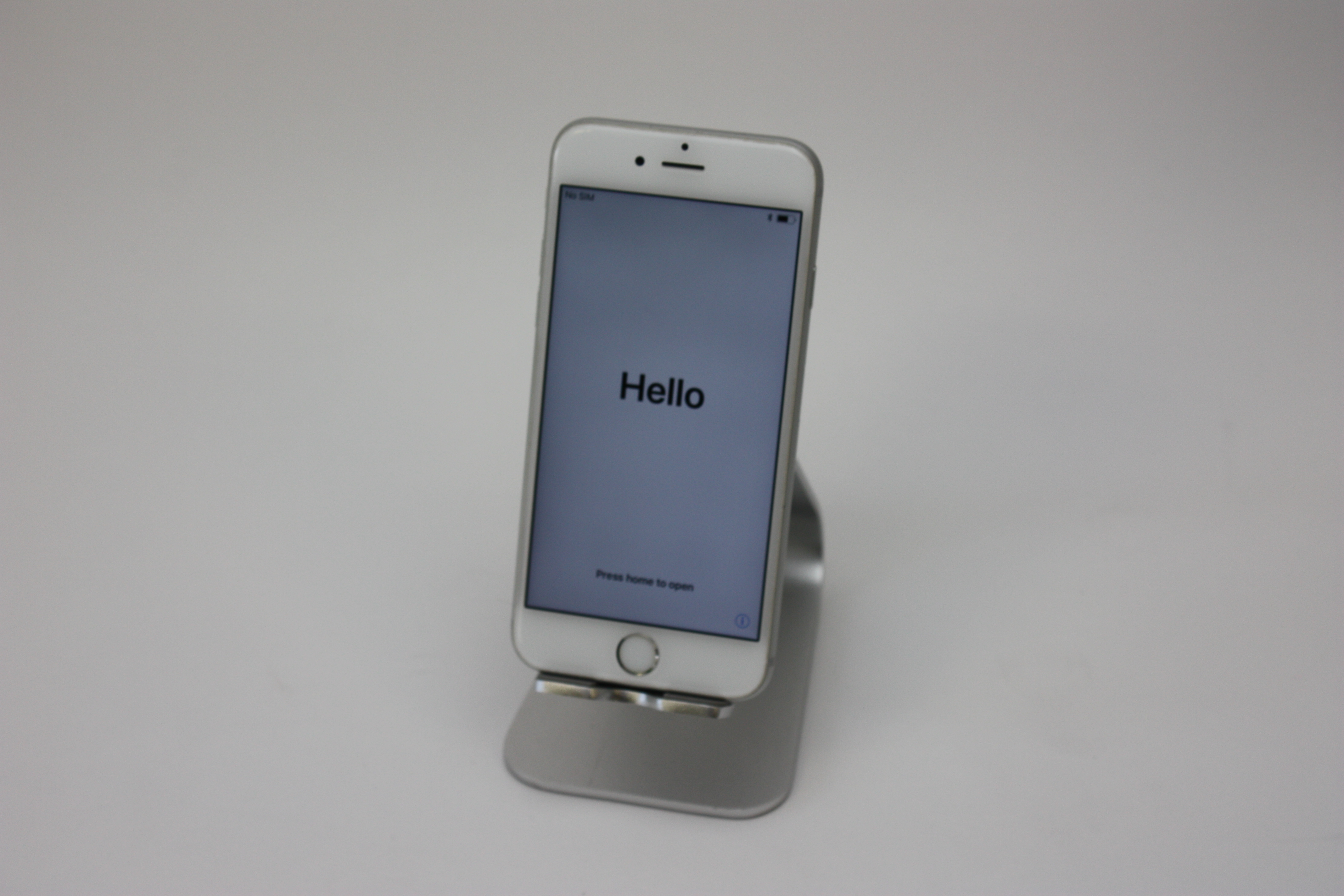 iPhone 6S, 16 GB, Silver, image 1