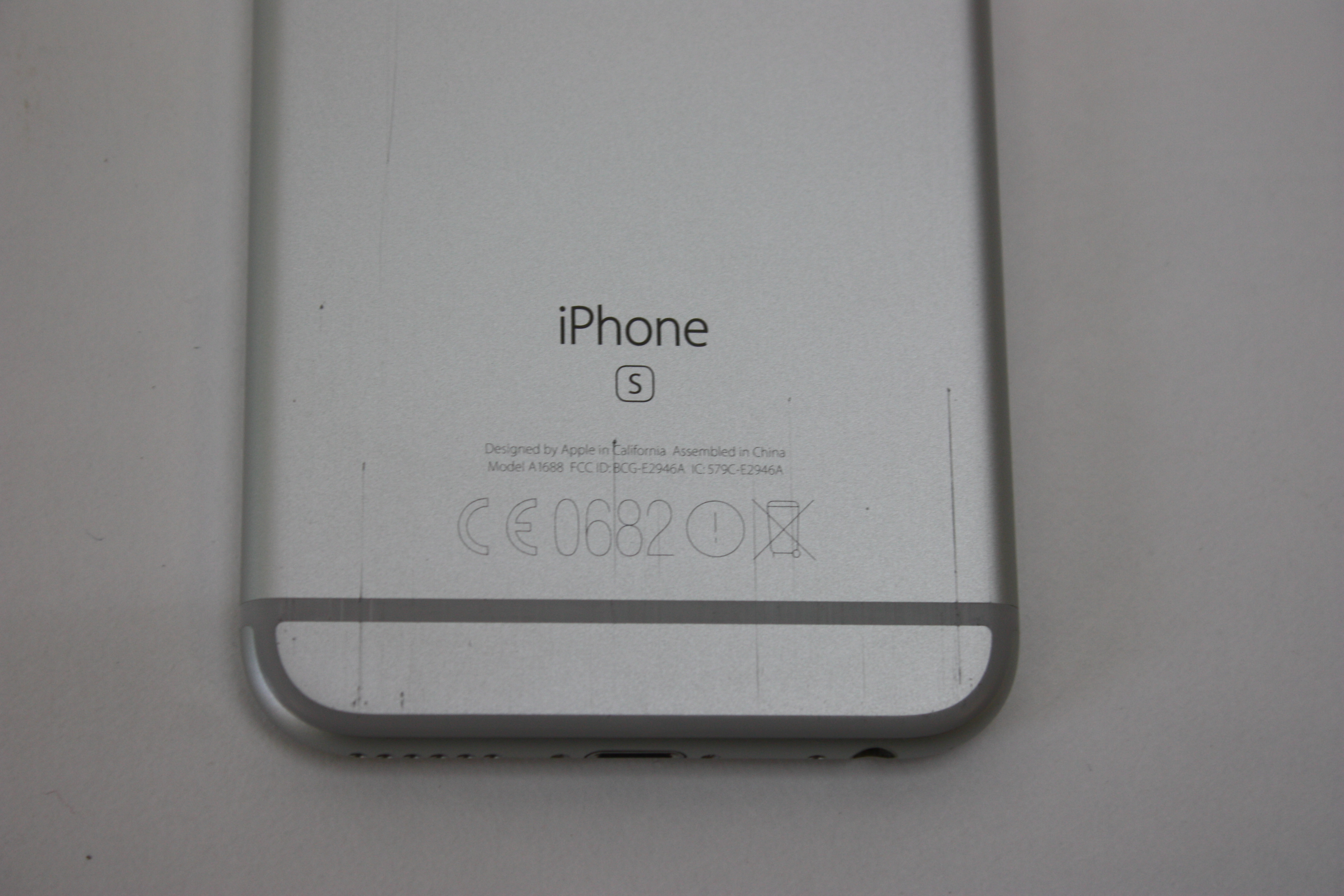 iPhone 6S, 16 GB, Silver, image 4