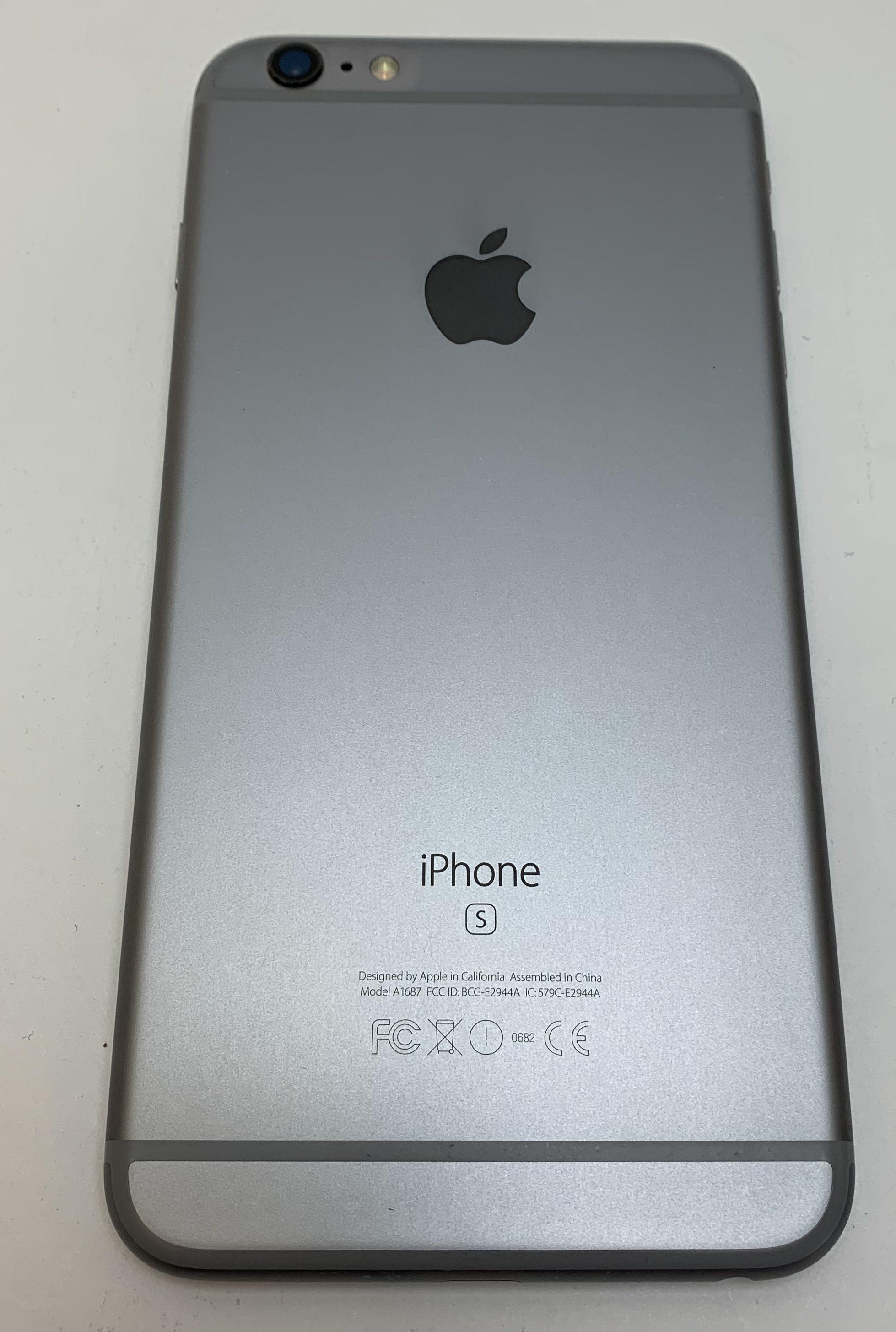 iPhone 6S Plus 64GB, 64GB, Space Gray, image 2