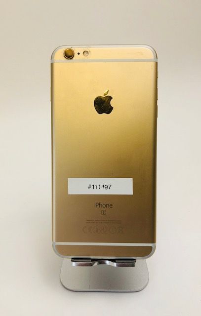iPhone 6S Plus 64GB, 64 GB, Gold, bild 2