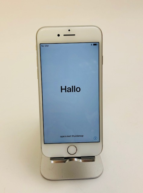 iPhone 7 128GB, 128 GB, Silver, Product age: 29 months, image 1