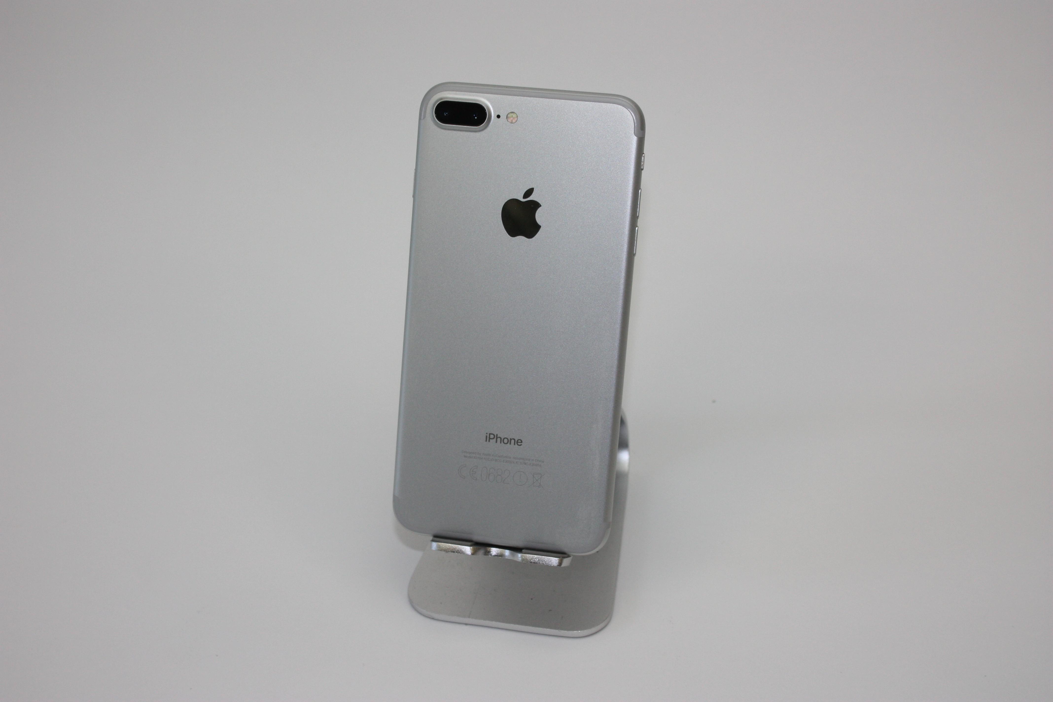 iPhone 7 Plus 128GB, 128 GB, Silver, image 2