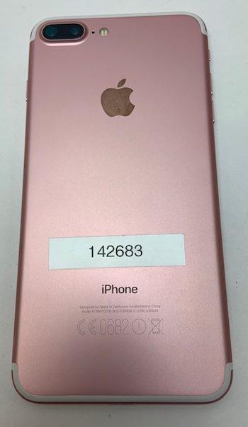 iPhone 7 Plus 128GB, 128GB, Rose Gold, image 2