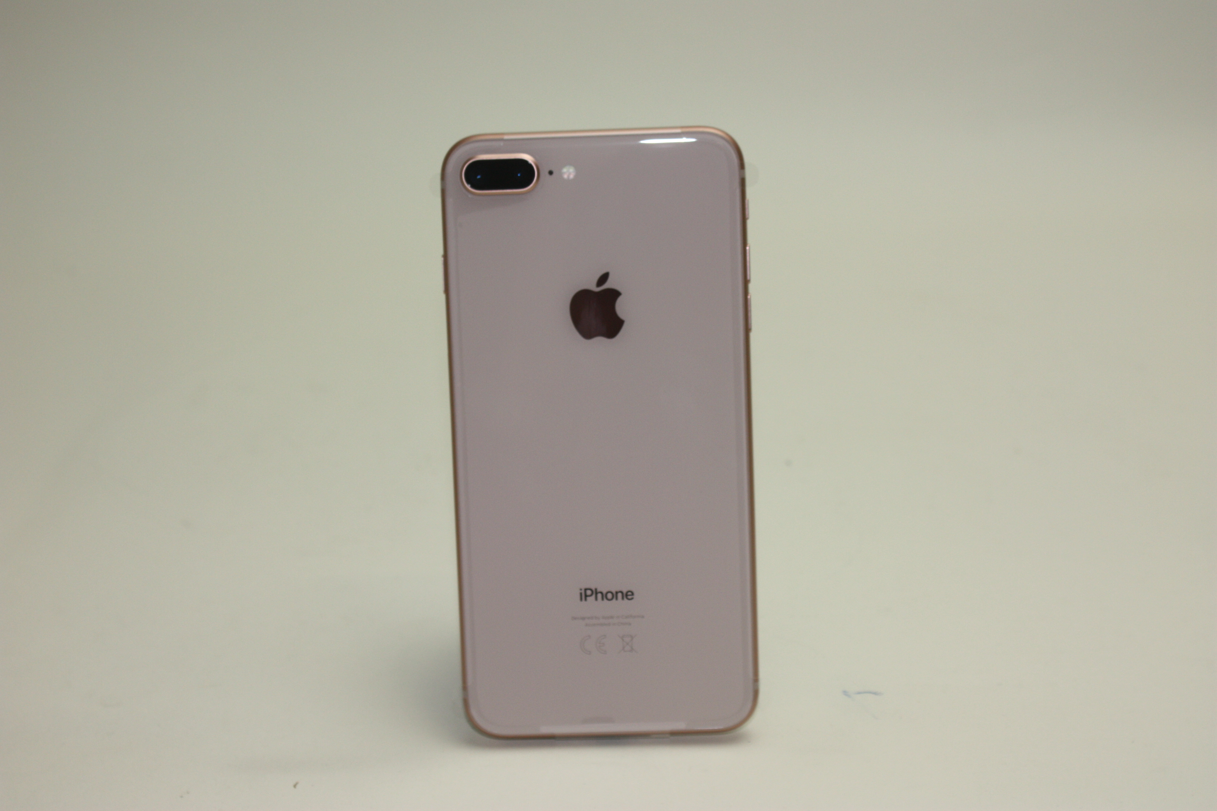 iPhone 8plus, 64 GB, Rose Gold, Product age: 2 week, image 2