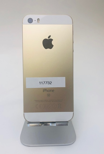 iPhone SE 16GB, 16 GB, Gold, image 2