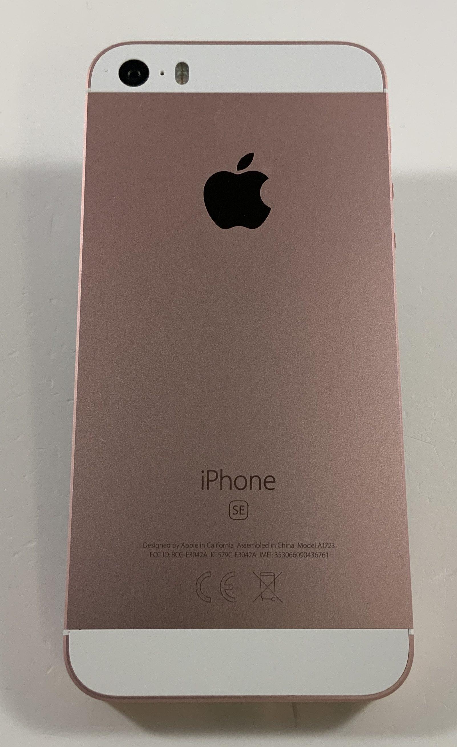 iPhone SE 32GB, 32GB, Rose Gold, image 2