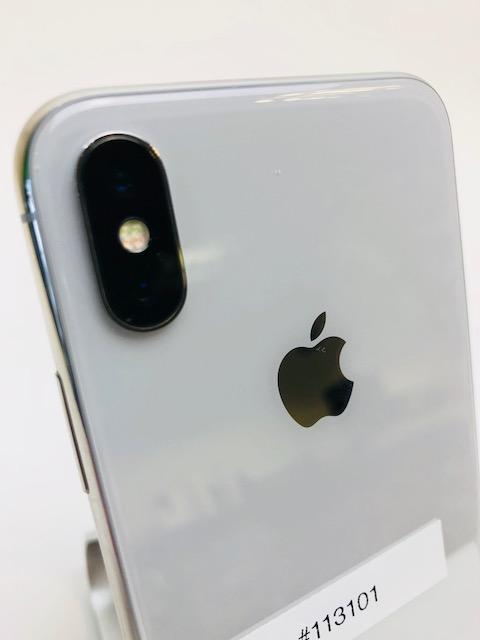 iPhone X 256GB, 256 GB, Silver, image 3