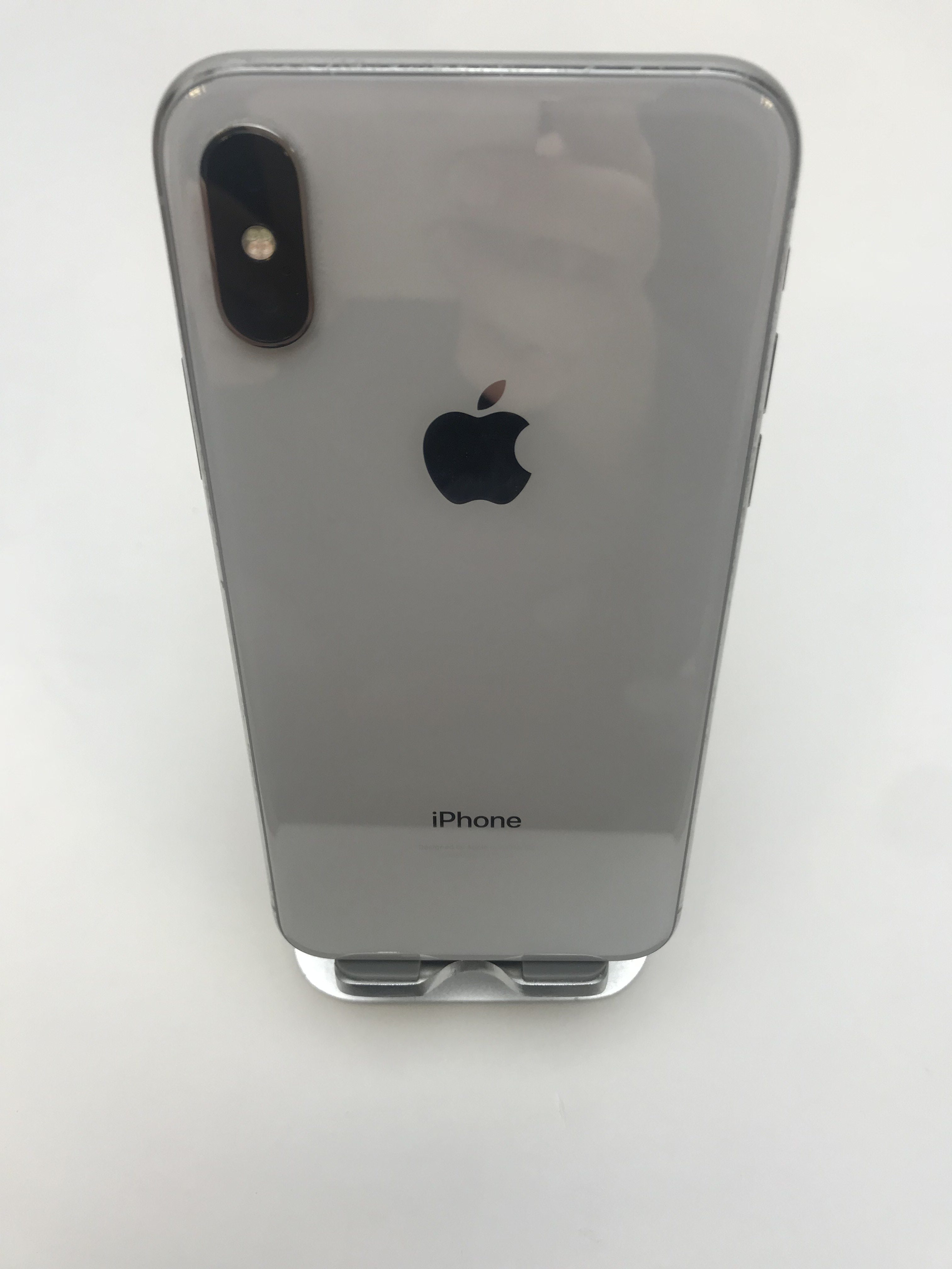 iPhone X 256GB, 256GB, SILVER, image 3