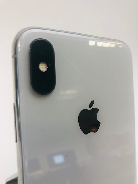 iPhone X 256GB, 256 GB, Silver, image 2
