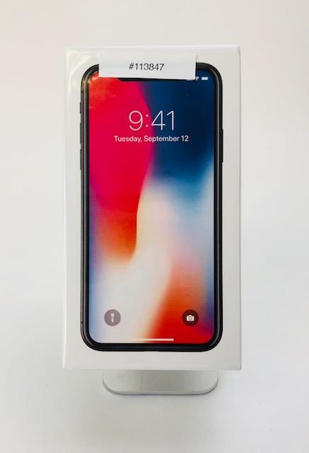 iPhone X 256GB, 256GB, Space Grey, image 1
