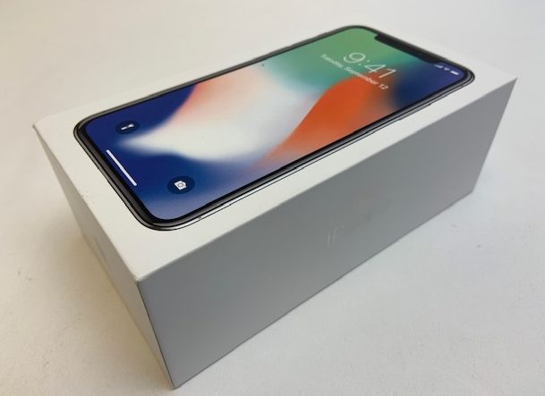 iPhone X 256GB, 256GB, Silver, image 5