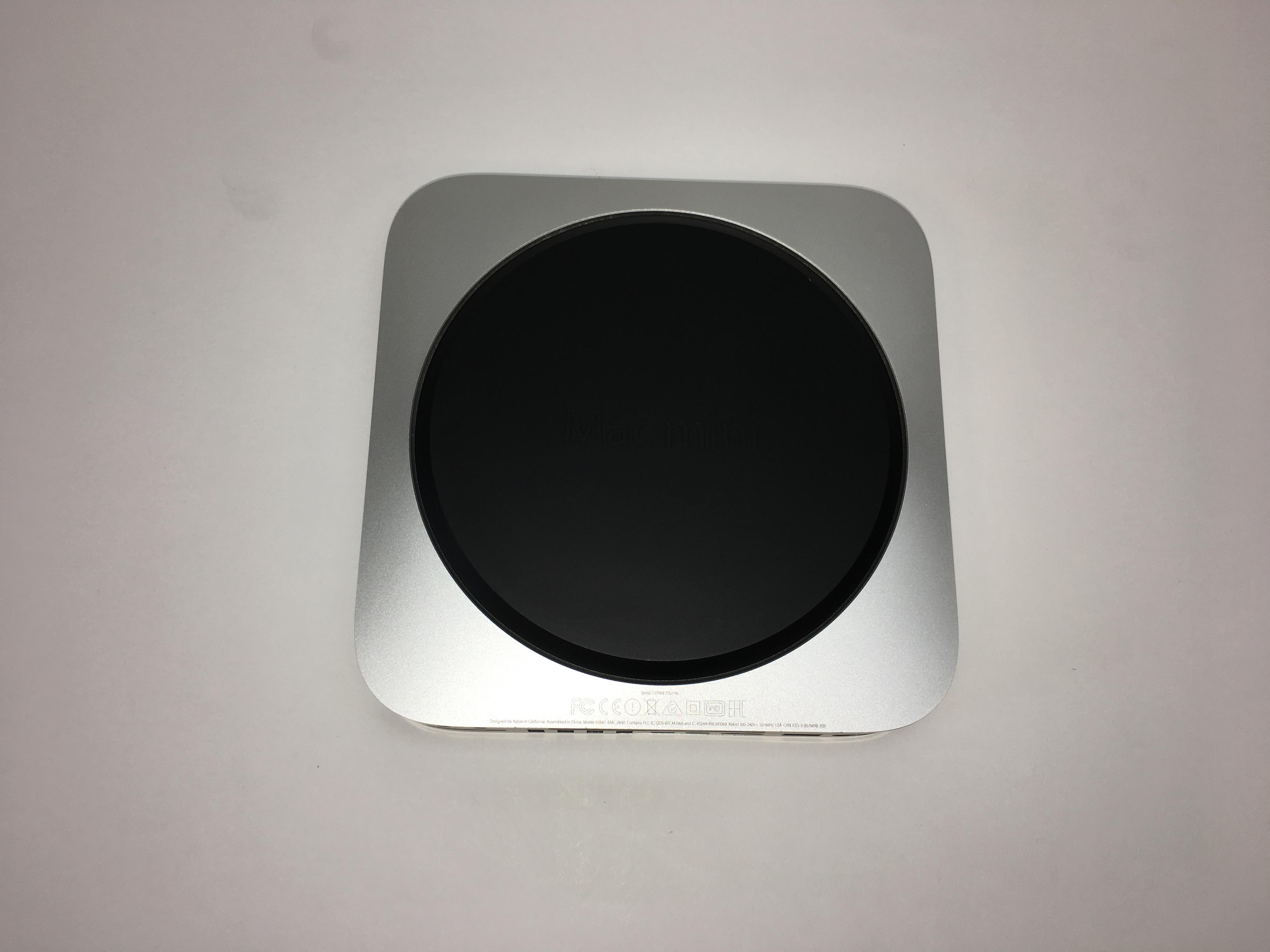 Mac mini, 1.4 GHz Intel Core i5, 4 GB 1600 MHz DDR3, 500 GB SATA Disk, Product age: 38 months, image 3